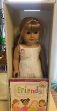 Gwen American Girl Doll Friend Of Chrissa NEW IN BOX