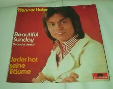 Henner Hoier (Rivets/Rattles) - Beautiful Sunday   D 1972