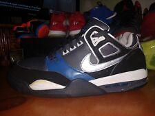 Nike Air Flight Condor  (344575-004)Silver/Black/Blue•Sz 12• 🔥🔥🔥👟•Used✓