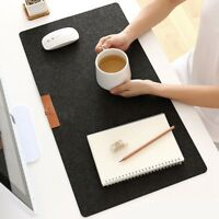 1pc Large Anti-Slip Mouse Pad  Table Computer Desk Keyboard Game Mouse Mat jie
