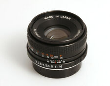 Yashica ML 2/50 mm Yashica/Contax CX Bajonett