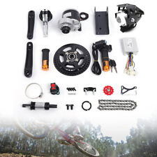 350W/450W Refit E-bike Kit di conversione del motore della bicicletta elettrica