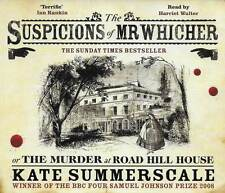 The Suspicions of Mr. Whicher or The Murder at Road Hill House - CD Audio Book