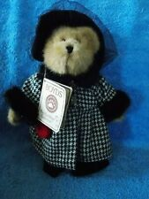 "Boyds The Head Bean Collection ""Bailey"" Bear"