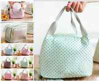 Insulated Pouch Bag Cool Bag Cooler Lunch Box Nursing Picnic Bag School Mummy