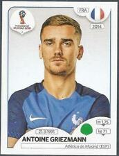 PANINI FIFA WORLD CUP-2018 RUSSIA- #207-FRANCE-ANTOINE GRIEZMANN