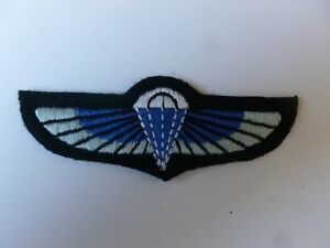 SPECIAL AIR SERVICE SAS WORLD WAR 2 REPRODUCTION PARACHUTIST QUALIFIED WINGS