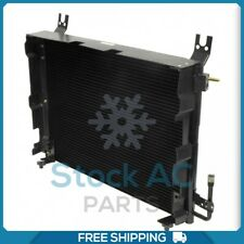 A/C Condenser for Dodge Ram, Ram 4000, Ramcharger QU