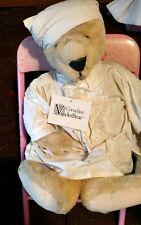 "Cornelius Vanderbear 22"" Sweet Dreams Victorian Collectible Muffy Plush Stuffed"