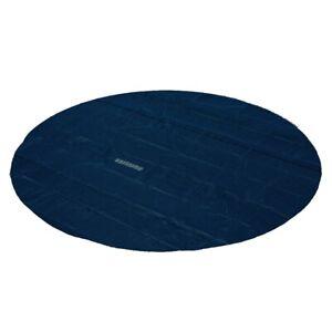 Solarabdeckplane schwarz/blau Ø366 für Pool NEU & OVP