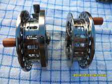 """Centrepin  4/12"""" aerial style reel with spare spool"""