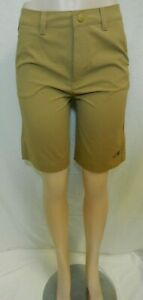 *NWT* THE NORTH FACE YOUTH BOYS TAN NYLON HIKING SPUR TRAIL SHORTS SIZE M(10/12)