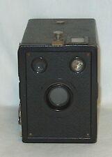 Vintage 1933 Kodak Cardboard Box Camera Six-20 Target Hawk-Eye 620M Black