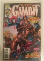 Gambit #1 Overaized Issue The Most Mysterious X-Man NM Bagged And Backed