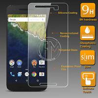 Genuine Premium Tempered Glass Screen Guard Protector Film For Huawei Nexus 6P