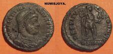 Año 364/375. VALENTINIANO I. Centenional Cobre 20 Mm. Sirmia. Peso 3,30 gr