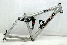 "Motobecane Fantom Team FS MTB Bike Frame 20"" Large 2011 Softtail Disc Charity!"