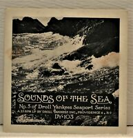 """DROLL YANKEES """"Sounds Of The Sea, Field Recording No.3"""" 1962 7"""" LP DY-103"""