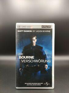 Die Bourne Verschwörung - UMD Video - Sony PSP Playstation Portable Film