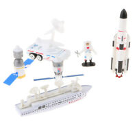 1:64 Simulation Space Toys Set Space Shuttle Kids Space Knowledge Toys A