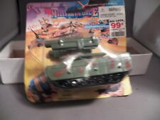 Military Force Armored Fighting Vehicles Mint on the Card