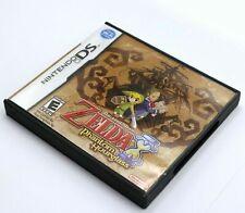 1X Legend of Zelda Phantom Hourglass Nintendo DS Game NDS 3DS New USA Ver.Gifts