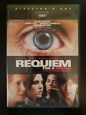Requiem for a Dream Dvd Director's Cut With Cae & Cover Art Buy 2 Get 1 Free