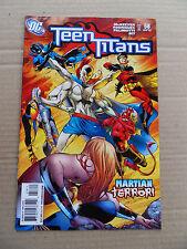 Teen Titans  58  . DC . 2008 - VF
