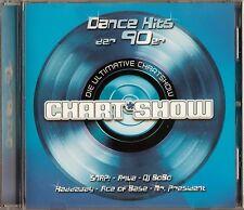 CHART-SHOW - DANCE HITS DER 90ER / CD - NEU