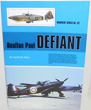 Warpaint Series No.42 - Boulton Paul Defiant             24 Pages      Book