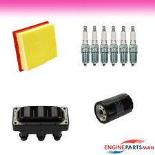 TK Fits 95-03 Ford Ranger V6 3.0L Tune up Kit Ignition Coil Plug Filters