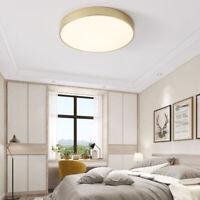 LED Modern Ceiling Light Thin Acryl Alloy Lighting Fixtures White/Warm/Neutral