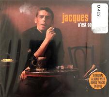 Jacques Brel 2xCD C'Est Comme Ça - Europe (M/M - Scellé)