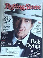 Rolling Stone Magazine Bob Dylan Green Day September 27, 2012 062117nonrh