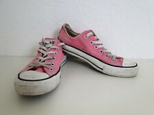 Converse all star Chuck sneaker baskets slim low tissu rose taille 6/39