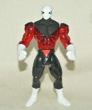 RARE TOY MEXICAN FIGURE BOOTLEG DRAGON BALL SUPER JIREN WITH LIGHT 9IN .
