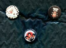 THE JAM - LAMBRETTA - BRITISH MOD   (3 BUTTON BADGES)