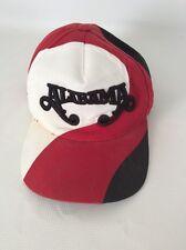 Alabama Red White And Black Snapback Hat * Nice Baseball Cap