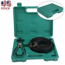 Car Auto Engine Piston Ring Compressor Plier Set Installer Repair Tools Kit US