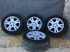 """RANGE ROVER HSE L322 OEM FRONT AND REAR SET 4 WHEELS RIMS 255/55 R 19"""" INCHES"""