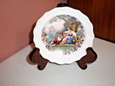 "Sandford Fine Bone China Pin/Trinket Dish ""Victorian Courtship"" Made in England"