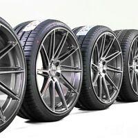 20 Zoll Motec Felgen für BMW X3 F25 X4 F26 MCT11 Aventus Sommerreifen NEU