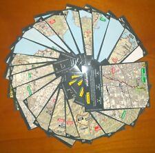 TUTTE LE 22 CARDS DELLE TAPPE DEL 100° GIRO D'ITALIA