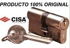 CISA EURO PROFILE SECURITY 60MM.CYLINDER BARREL DOOR LOCK WITH 2 KEYS. !!!