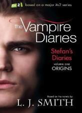 Stefan's Diaries 1: Origins (The Vampire Diaries: Stefan's Diaries)-L J Smith