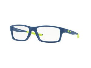 Frames Eyeglasses Junior Oakley OY8002 Crosslink XS Blue 800204