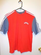 Adidas Athletic Men's Shirt Multi-Color Size M
