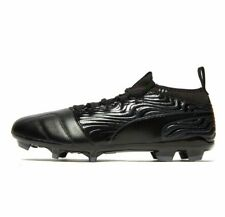 Puma One 18.3 FG Mens leather sock Football Boots Size: 9
