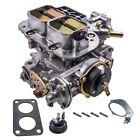 Universal Carburetor For Fiat Renault Ford Vw 4c 38x38 2 Barrel 3838 Dgev