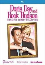 Doris Day and Rock Hudson Romantic Comedy Collection Region 1 Blu-ray - DVD
